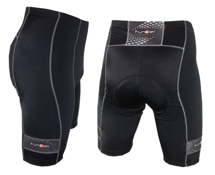 Various Sizes Black Belluno Pro Bike//Cycling Men/'s Bib Knicks Funkier